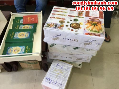 In voucher - In Gift Voucher giá rẻ HCM tại công ty in nhanh
